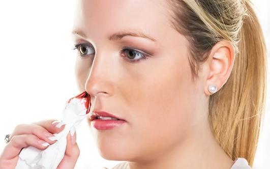 Полип перегородки носа